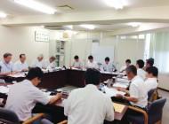 H26年 第3回支部理事会-2