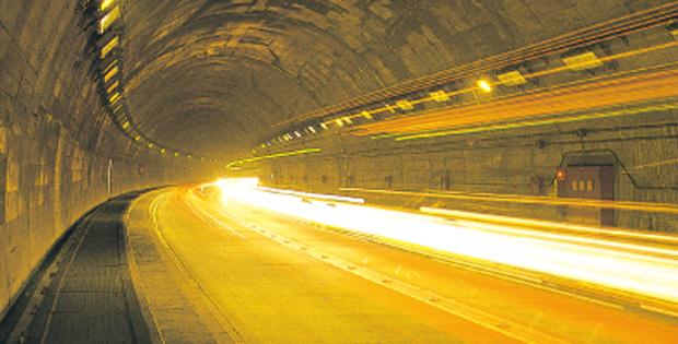 国道150号石部トンネル