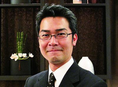 山本康二朗副支部長