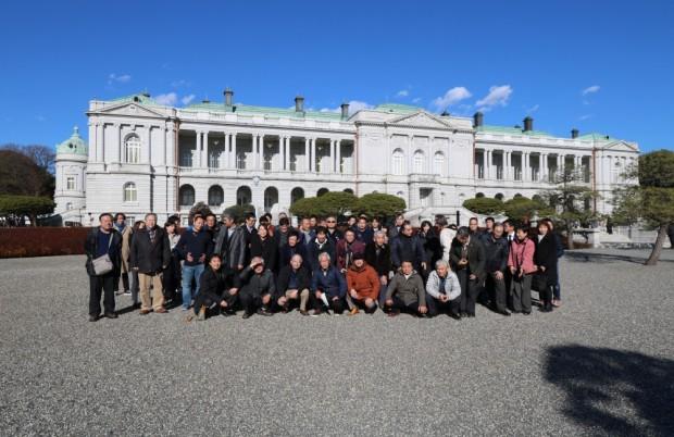 研修旅行 賓館赤坂離宮 国立西洋美術館